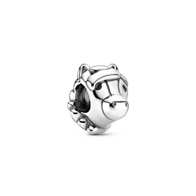 Pandora Horse Head Charm in sterling silver