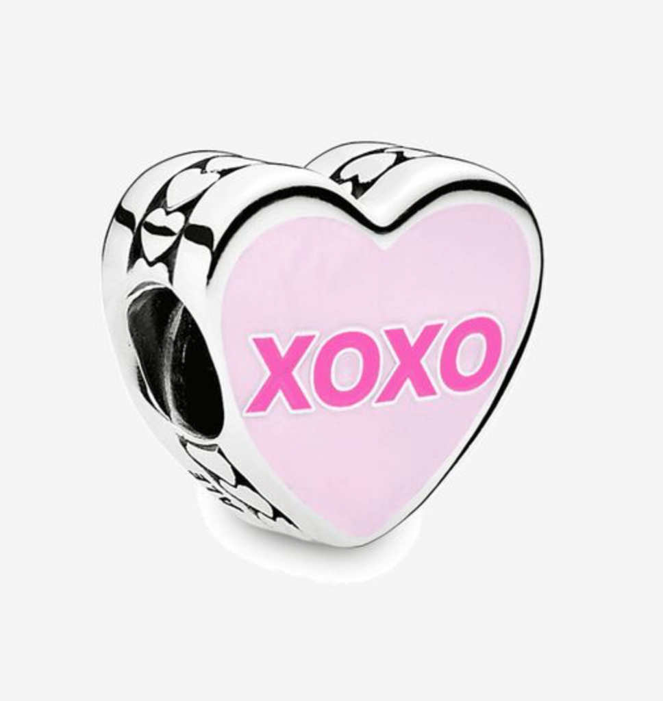 Candy Hearts Charm