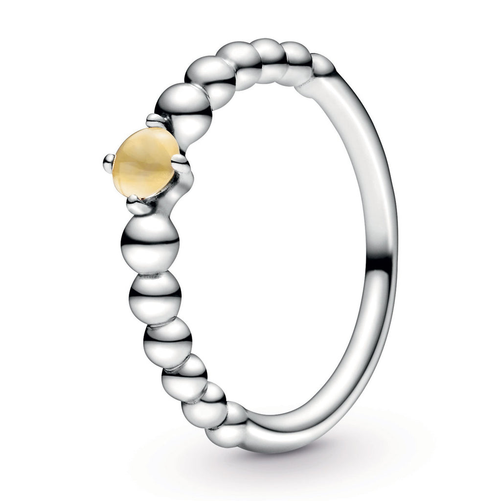 Honey Beaded Ring - Pandora Jewelry Las Vegas