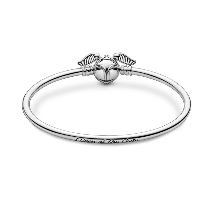Harry Potter, Golden Snitch Clasp Bangle