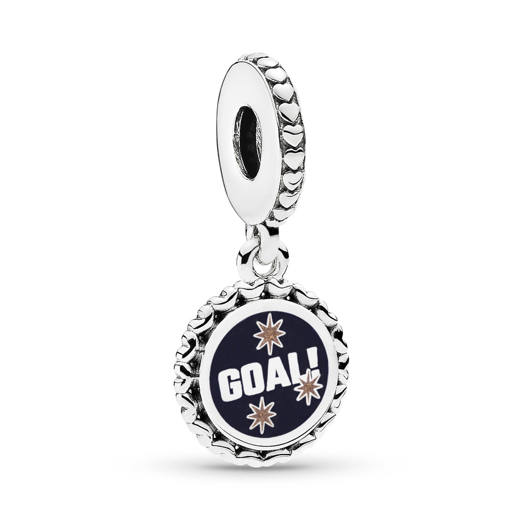 Vegas Hockey Dangle Charm