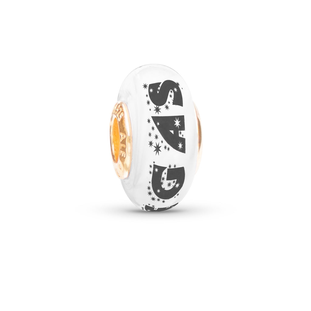 Las Vegas Glitz Pandora Shine Charm with Murano Glass