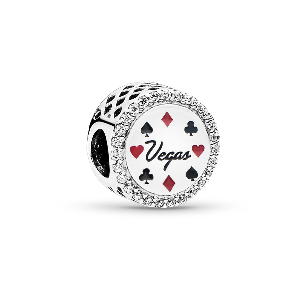 Vegas Player Charm