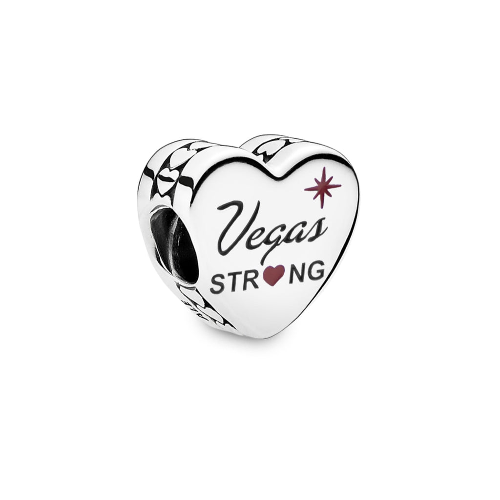 Vegas Strong Limited Edition Charm