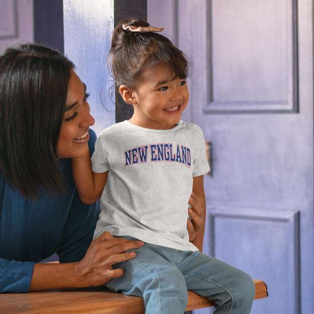 New England Stitch Toddler T-Shirt