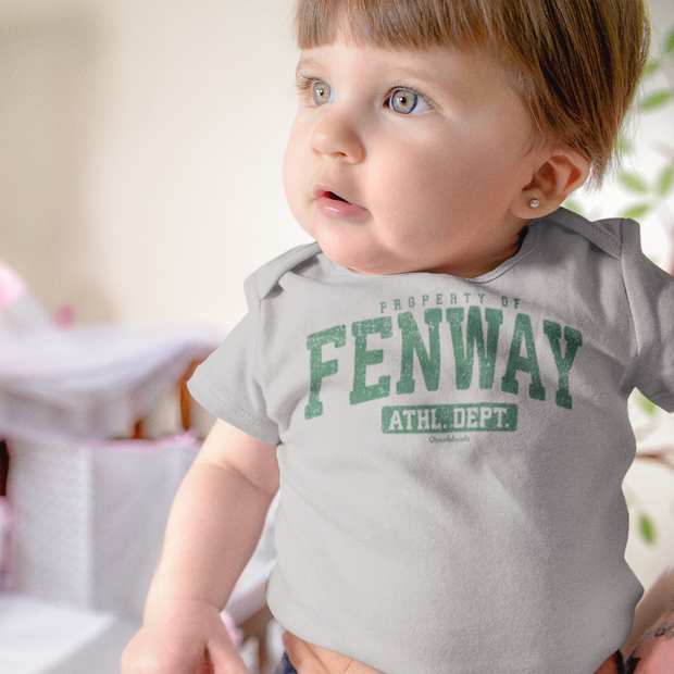 Property Of Fenway Infant One Piece