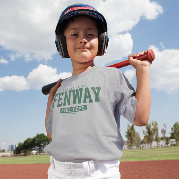Property Of Fenway Youth T-Shirt
