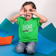 Tacko Everyday Toddler T-Shirt