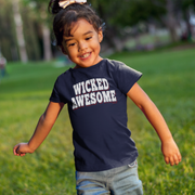 Wicked Awesome Arch Toddler T-Shirt