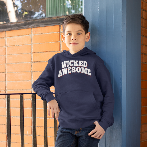 Wicked Awesome Kids Youth Sweatshirt