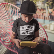 Wicked Awesome Sign Toddler T-Shirt