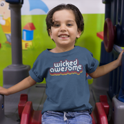 Wicked Awesome Toddler T-Shirt