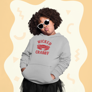 Wicked Crabby Kids Youth Sweatshirt