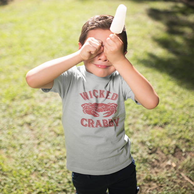 Wicked Crabby Toddler T-Shirt