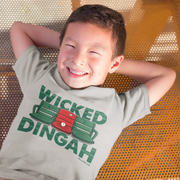 Wicked Dingah Toddler T-Shirt