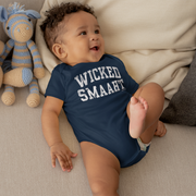 Wicked Smaaht Infant One Piece