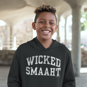 Wicked Smaaht Youth Sweatshirt