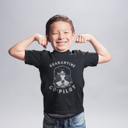 Quarantine Co-Pilot Youth T-Shirt