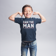 Cam the Man Youth T-Shirt