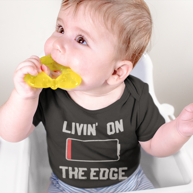 Livin' On The Edge Infant One Piece