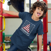 Fenway Stars & Stripes Youth T-Shirt