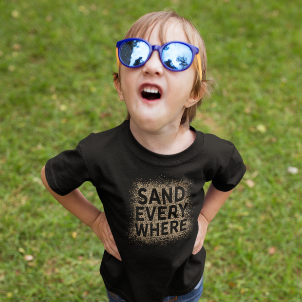 Sand Everywhere Youth T-Shirt