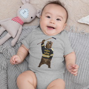 Beware of Boston Bear Infant One Piece