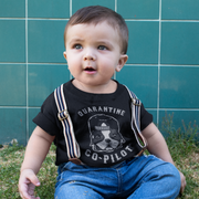 Quarantine Co-Pilot Toddler T-Shirt