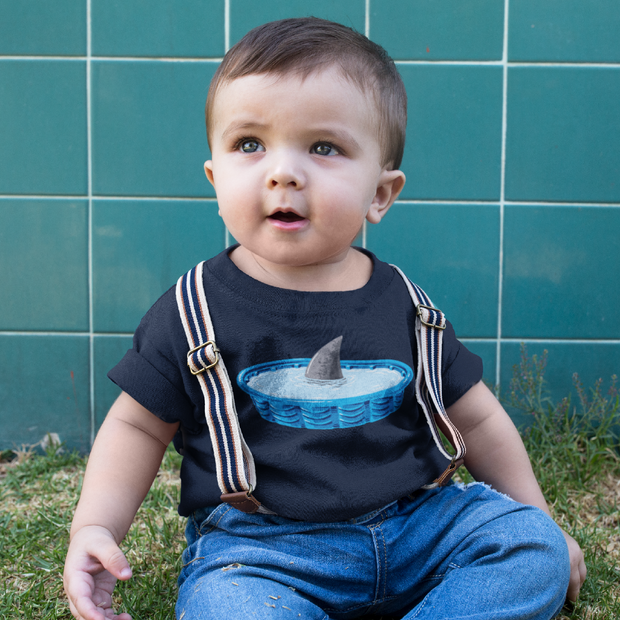Pool Shark Toddler T-Shirt