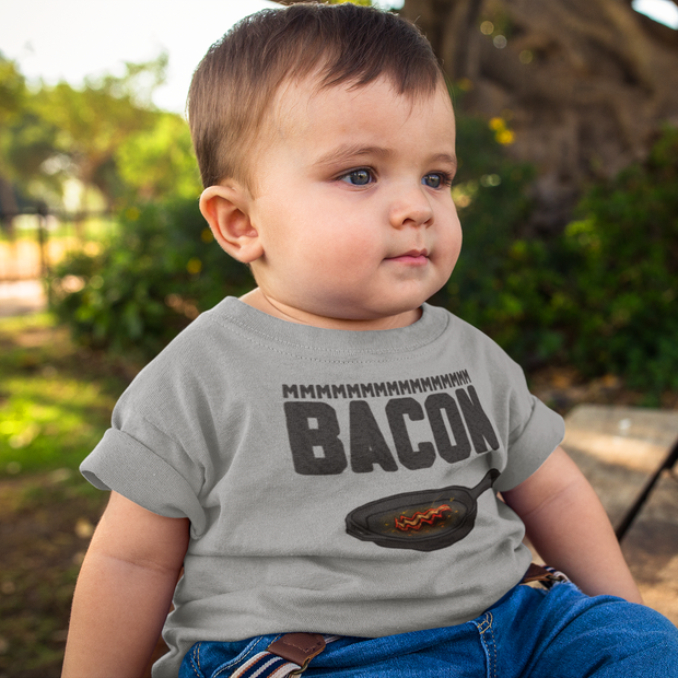 MMM...Bacon Toddler T-Shirt