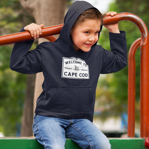 Welcome To Cape Cod Youth Sweatshirt