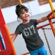 617 Classic Toddler T-Shirt