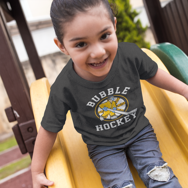 Bubble Hockey Toddler T-Shirt