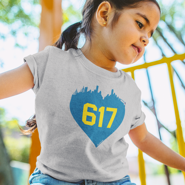 617 Heart Youth T-Shirt