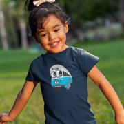 Blue Line Toddler T-Shirt