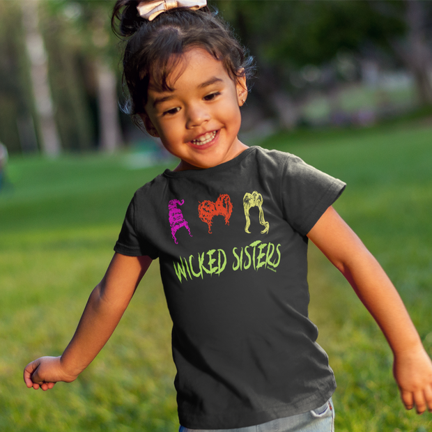 Wicked Sisters Toddler T-Shirt