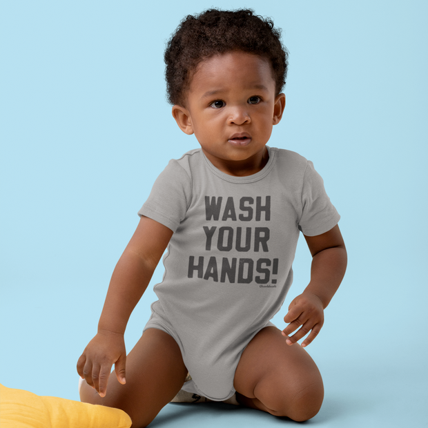 Wash Your Hands! Infant One Piece