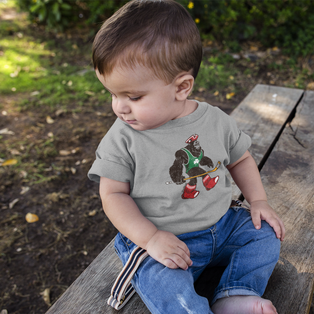 Massquatch Toddler T-shirt