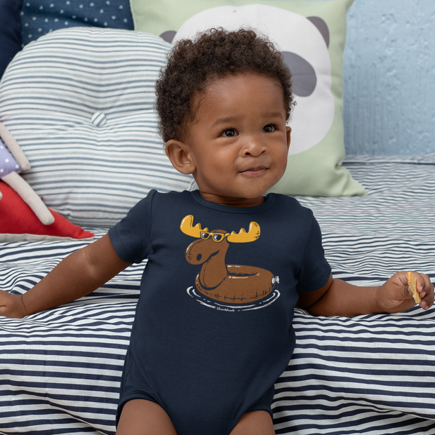 Moose Float Infant One Piece