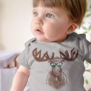 Cool Maine Moose Infant One Piece