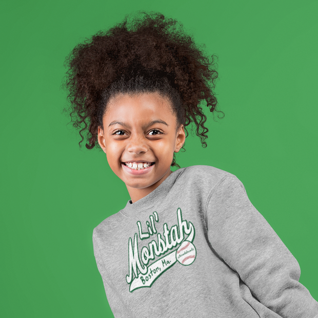 Lil Monstah Youth Sweatshirt