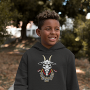 The GOAT 7 Ring Bling Youth Sweatshirt
