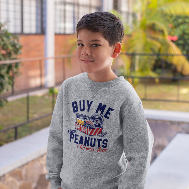 Buy Me Some Peanuts Youth Sweatshirt