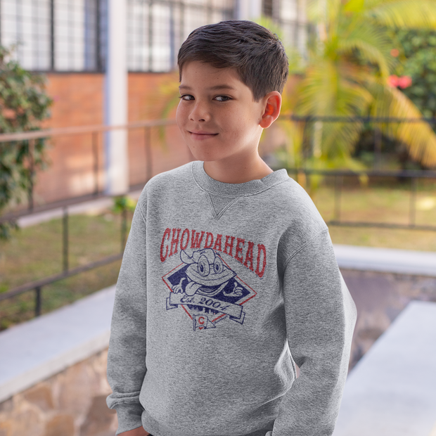 Chowdahead Classic Youth Sweatshirt