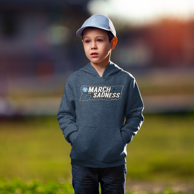 March Sadness Youth Sweatshirt