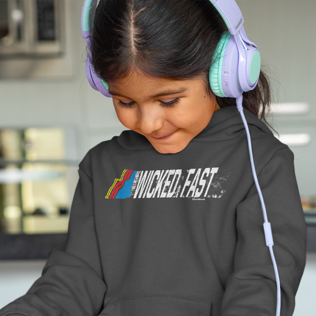 Wicked Fast Youth Sweatshirt