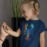 Tie Dye Toddler T-Shirt