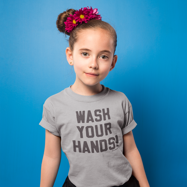 Wash Your Hands! Youth Sweatshirt