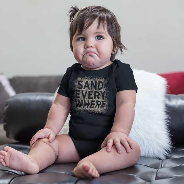 Sand Everywhere Infant One Piece