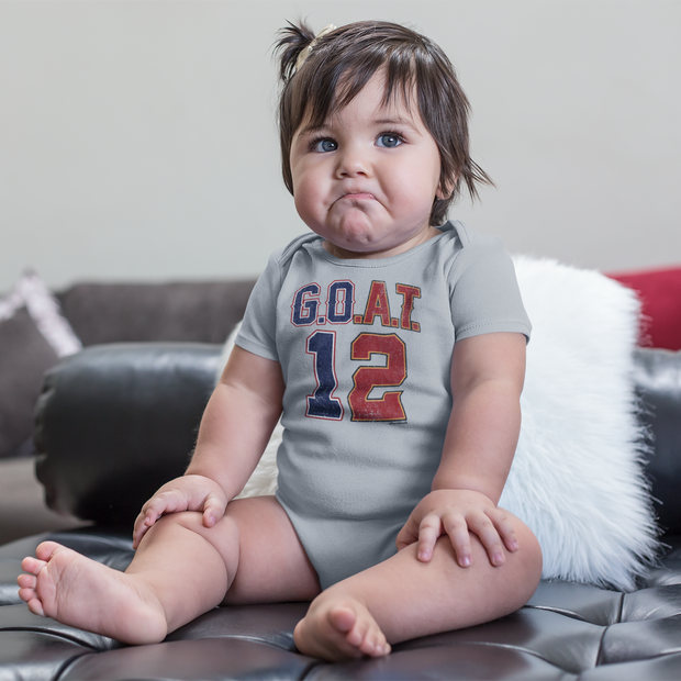 GOAT Split Personality Infant One Piece